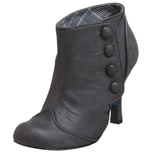 Irregular Choice Women's Button Up Ankle Boot