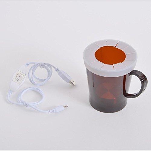 サンコー コンビニコーヒー対応 USBあったか紙カップウォーマー USBPCWM7