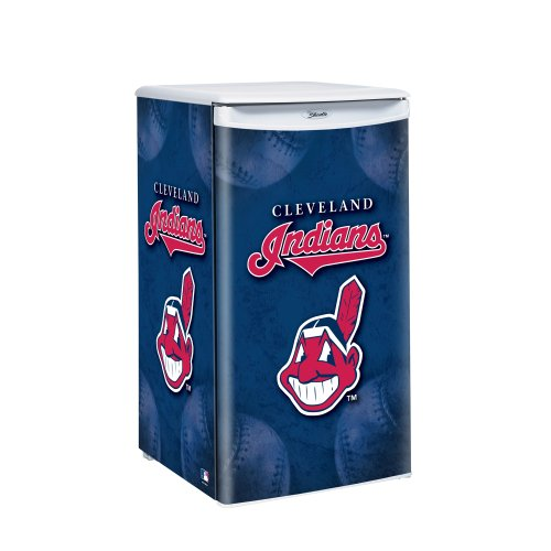 MLB Cleveland Indians Counter Top Refrigerator