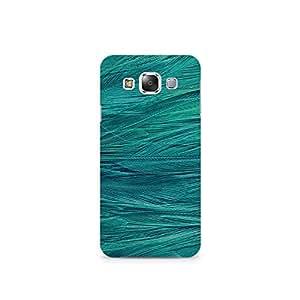 TAZindia Printed Hard Back Case Mobile Cover For Samsung Galaxy E7