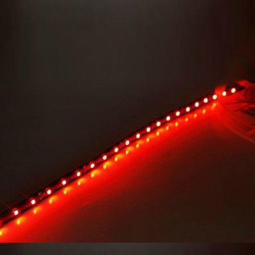 Red Night Flight Led Light Strips For Rc Model 90Cm