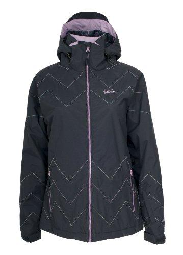 Trespass Women's Sweetpea Jacket, Flint, Large