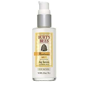 Burt's Bees Radiance Day Lotion SPF 7, 2.0 Oz, 55 g