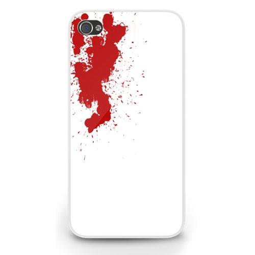 Dexter Morgan Bloody Spatter Iphone 4/4S Case