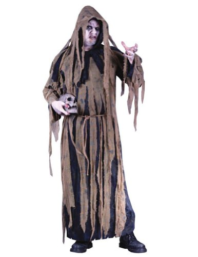 Zombie Robe Gauze Costume Halloween Costume - Most Adults