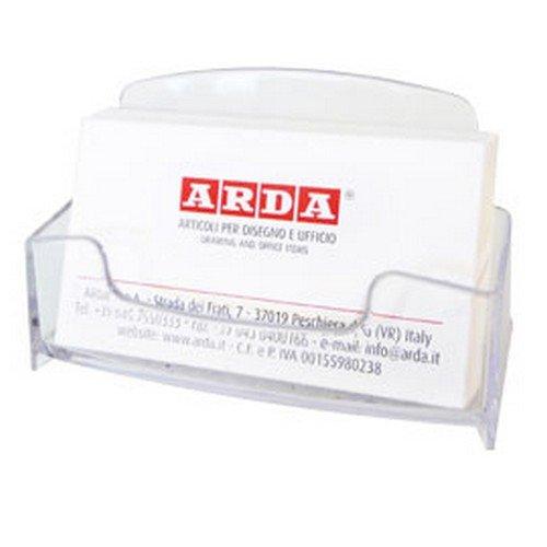 ARDA - PORTA BIGLIETTI VISITA 10,4x6,2x5,2cm Arda