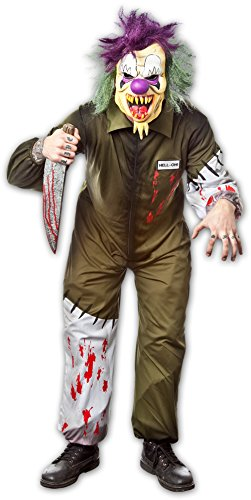Morbi (Killer Clown Costume Amazon)