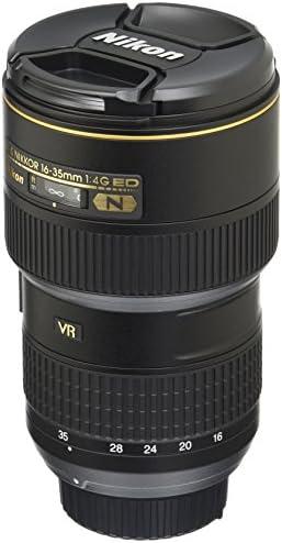 Nikon AF-S FX NIKKOR 16-35mm f/4G Lens