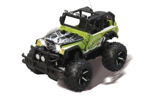RC Jeep Geländewagen Forester 1:12 ferngesteuert RTR mit Licht – KOMPLETT SET inkl. Batterie und Akku – SONDERPREIS ! günstig als Geschenk kaufen