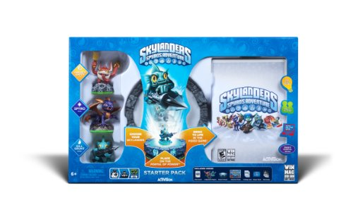 Skylanders Spyro's Adventure Starter Pack (PC - Mac)