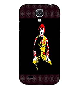 PrintDhaba Joker D-4075 Back Case Cover for SAMSUNG GALAXY MEGA 6.3 (Multi-Coloured)