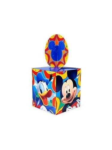 Mickey Mouse Treat Boxes by HALLMARK (English Manual)