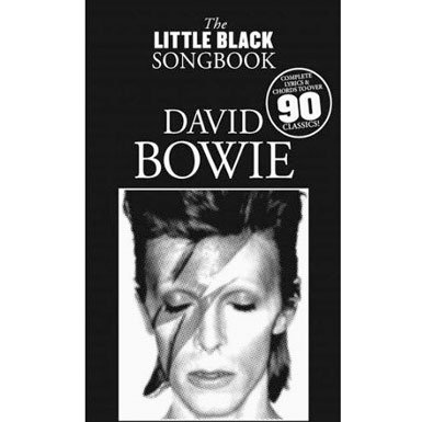 The Little Black Songbook: David Bowie (Paperback)