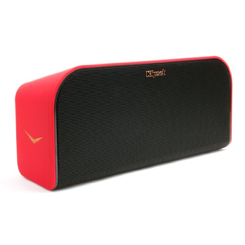 Klipsch Kmc 3 Red Portable Speaker, Red