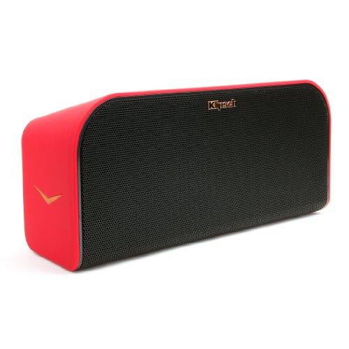 Klipsch Kmc 3 Red Portable Speaker, Red
