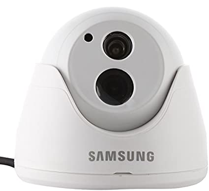Samsung SND-E5011R 1.3MP IR Fixed Mini Dome Network Camera