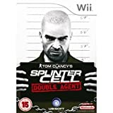 echange, troc Tom Clancy's Splinter Cell: Double Agent (Wii) [import anglais]