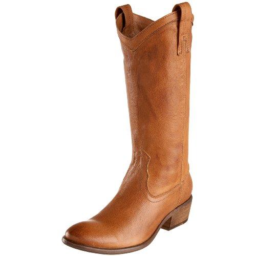 858d2c1bfec 7# FRYE Women's Carson Pull-On Boot,Tan,10 M US | !8: Frye Boots ...
