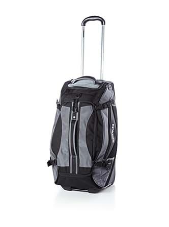 wenger swissgear 24 inch rolling duffel bag grey clothing