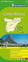 Carte ZOOM Costa Blanca