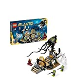 LEGO Atlantis Gateway of the Squid (8061) ~ LEGO