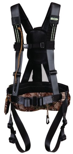 Summit Seat-O-The-Pants Sts Deluxe Harness - Large