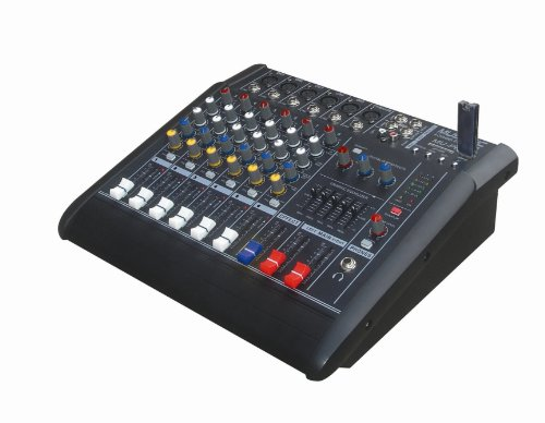 power amplifier on sale inexpensive musysic 6 channel 2000 watts professional power mixer. Black Bedroom Furniture Sets. Home Design Ideas