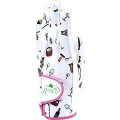 Glove It Ladies Nine and Wine Golf Glove by GloveIt