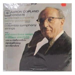 aaron copland clarinet concerto pdf