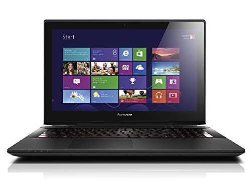 Lenovo Y50 15.6-Inch Touchscreen Gaming Laptop PC (Intel Core i7 2.4 GHz, 8GB DDR3 RAM, 1TB Hard Drive, Windows 8.1) – 59426255