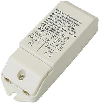 TRAFO elektronischer Halogentrafo 20-60W Watt