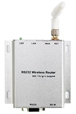 Hi-link HLK-WR02 Serial Server /Serial to wifi/RS232 or RS485 to RJ45/RJ45 to wifi with cloud hosting function