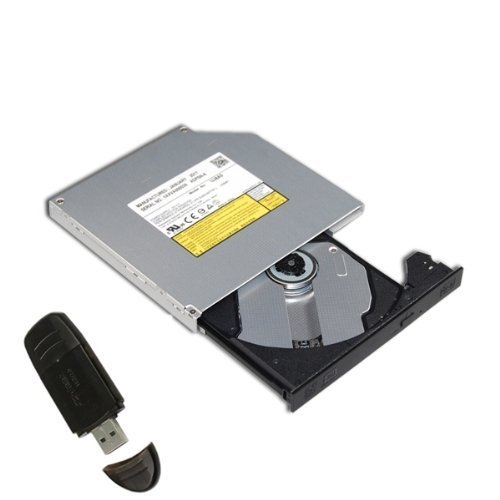 Brainydeal Internal Sata New Sata Rewriteable Cd And 8X Dvd +/- Rw Read/Write Cd Dvd Rom Drive Burne