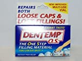 Dentemp One Step No Mix Tooth Filling Material