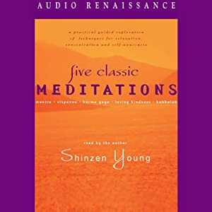 Five Classic Meditations | [Shinzen Young]