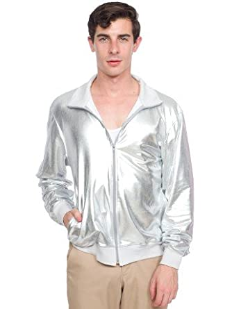 American Apparel Shiny Wind Breaker XX-Small-gray