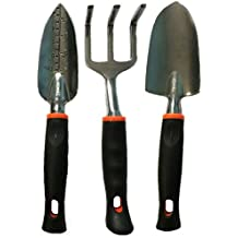 3-Piece Garden Tool Set From KEWHILL. Kit Includes Trowel