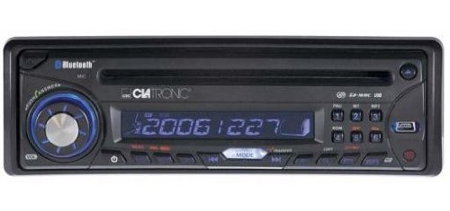 Clatronic AR 759 Stereo-Autoradio (CD-/MP3-Player,