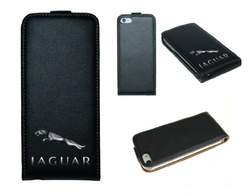 Special Sale Genuine Leather iphone 5 Case Jaguar