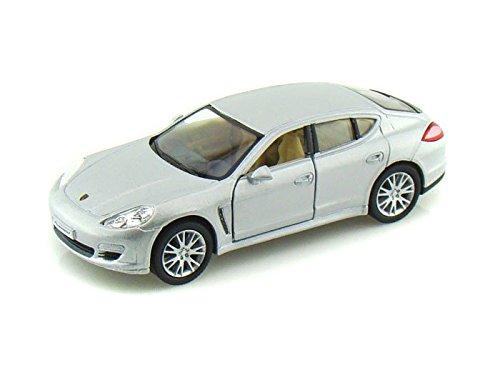 Porsche Panamera S 1/40 Silver - 1