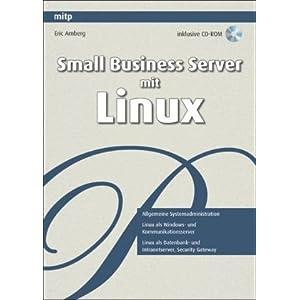 eBook Cover für  Small Business Server mit Linux Das umfassende Praxis Handbuch