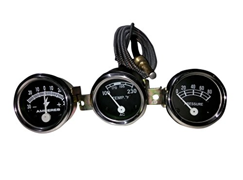 Ford Tractor Fuel Gauge : Ford tractor n naa  amp oil