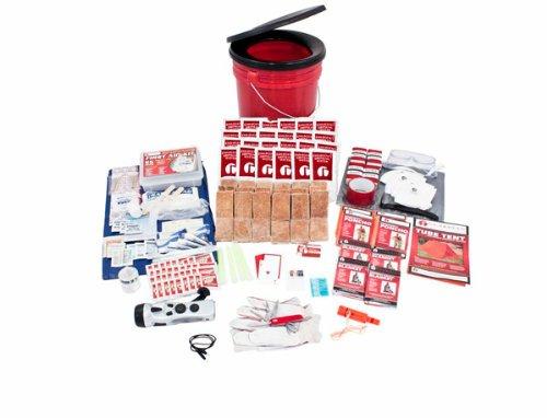 4 Person Guardian Bucket Survival Kit 4 Person Guardian Bucket Survival Kit