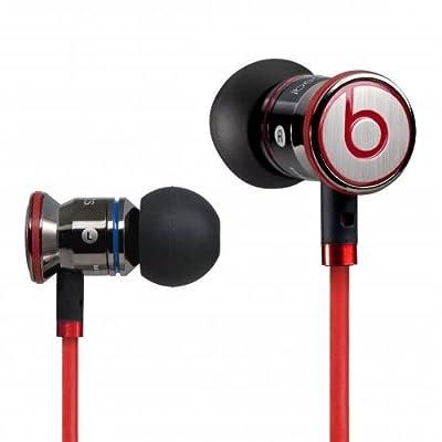 New Monster Beats By Dr Dre Ibeats in Ear Headphones Earphones Black