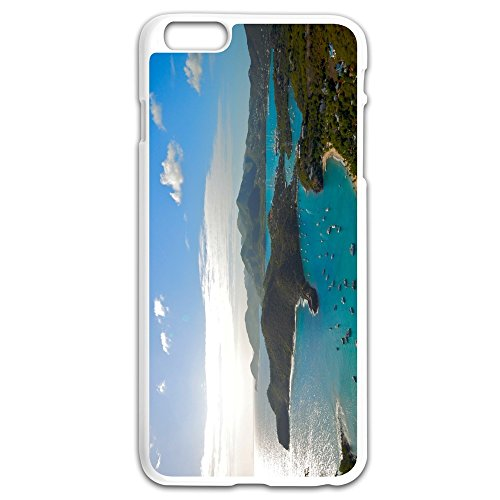 Cute Landscape Pc Cover For Iphone 6 Plus