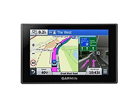 Garmin NÜVI 2559 LM SE GPS Eléments Dédiés à la Navigation Embarquée Europe Fixe, 16:9