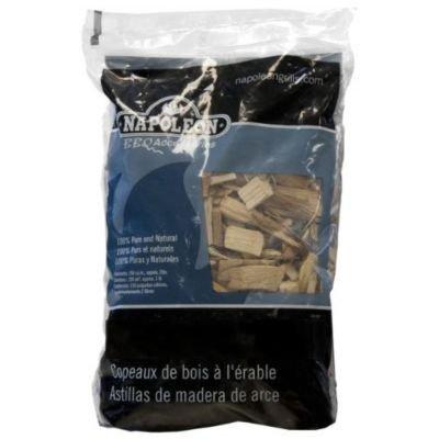 Napoleon 67003 Räucherspäne Chips Hickory (Nussbaum) für Räucherbox