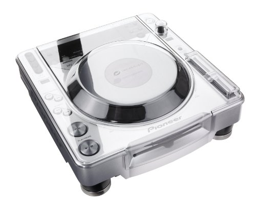 Decksaver Protective Cover For Pioneer Cdj-800 (Clear)
