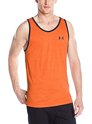 Under Armour Camiseta Tirantes Ua Tech (Naranja)
