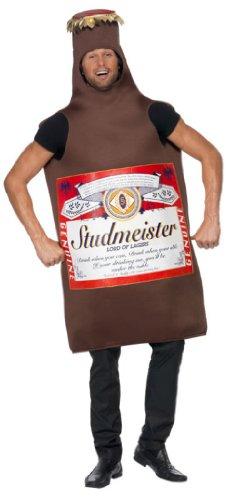 Smiffy's Studmeister Costume, Beer Bottle